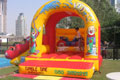 CARWASH BOUNCY CASTLE