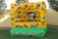 WONDERLAND BOUNCY CASTLE
