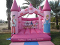 CINDERS BOUNCY CASTLE